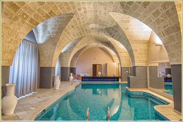 Hotel benessere Puglia resort residence Salento Oria